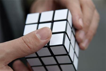 Cubo Mágico Preguiçoso
