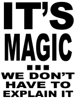 It´s Magic... We don